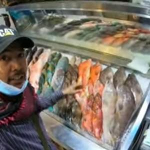 Begini Nyamannya Belanja di Pasar Ikan di Makkah, Bersih dan Ber-AC
