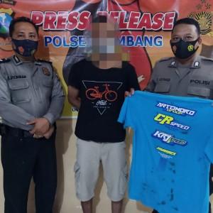 Kepala Dusun di Jombang Ditahan Usai Aniaya Pemuda yang Kencani PSK
