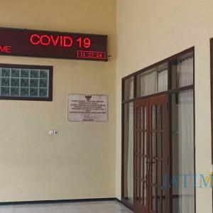Gedung DPRD Kabupaten Kediri Ditutup sementara, Lima Anggota Diduga Positif Covid-19