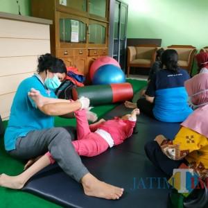 250 Penyandang Disabilitas Dapatkan Pelayanan Terapi dari Dinsos-P3AP2KB