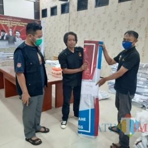 APK dari KPU Kabupaten Malang Datang, Tim Paslon Dapat Perbanyak hingga 200 Persen