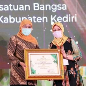 Pemkab Kediri Raih Dua Penghargaan dari Provinsi Jatim