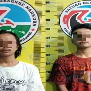 Edarkan Sabu Plus Pil Setan, 2 Pemuda di Tulungagung Ditangkap Polisi