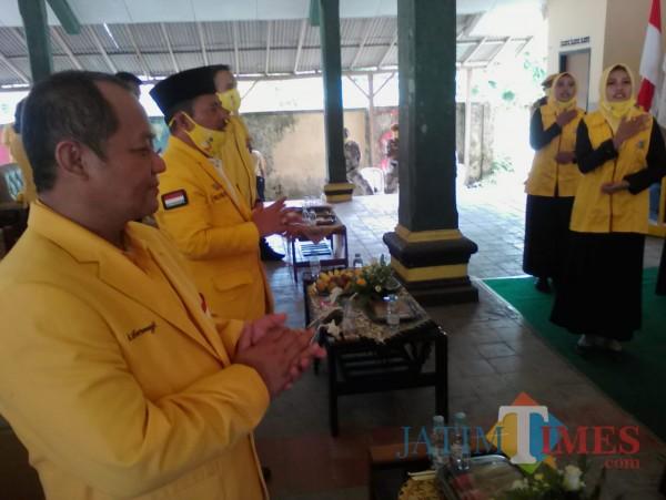 Ketua DPD Partai Golkar Jatim Ajak Anggota Melek IT