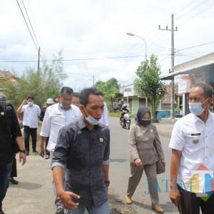 DPRD Kabupaten Blitar Pastikan Raperda RDTR  Hampir Rampung