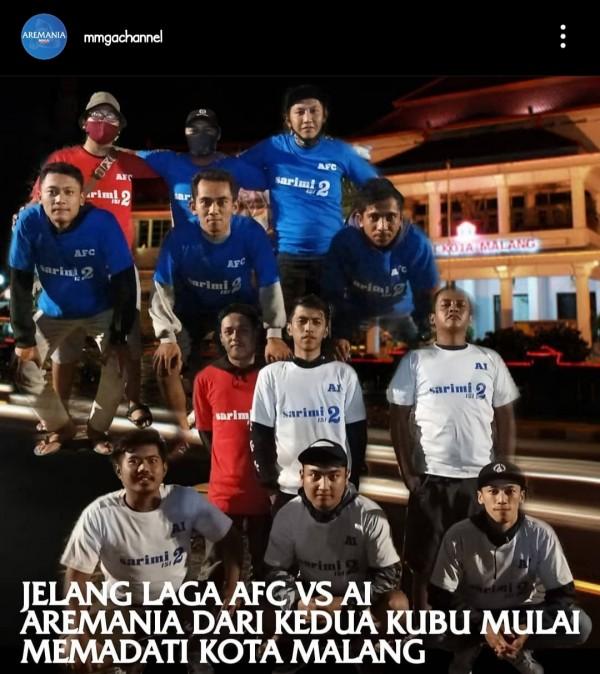 Besok, Ada Aksi Soccer Street AFC Vs AI di Depan Balai Kota Malang