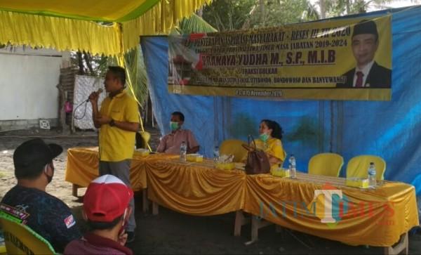 Yudha, Anggota DPRD Jatim Ajak Nelayan Muda Cerdas Manfaatkan Teknologi