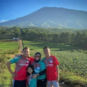 Pesona Bukit Jengkoang, Spot Swafoto Ciamik Sekaligus Pemuas Penghobi Sepeda