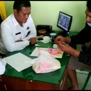 Wanita Pengirim Narkoba dalam Kerupuk Pasir ke Lapas Jombang Gunakan Identitas Palsu