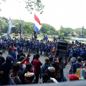 Aremania Minta 'Satu' Arema, Wali Kota Malang dan Ketua DPRD Kota Malang Ambil Sikap