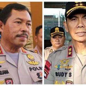 Tak Tegakkan Protokol Kesehatan di Acara Rizieq, Kapolda Metro Jaya dan Kapolda Jabar Dicopot
