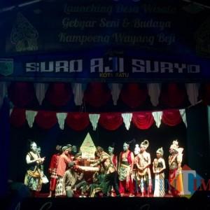 Kota Batu Tambah Destinasi Desa Wisata, Namanya Kampoeng Wayang Beji