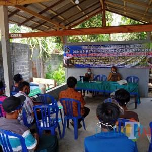 Tingkatkan SDM Peternak, Disnakan Kabupaten Blitar Gelar Pelatihan Pengolahan Limbah Ternak