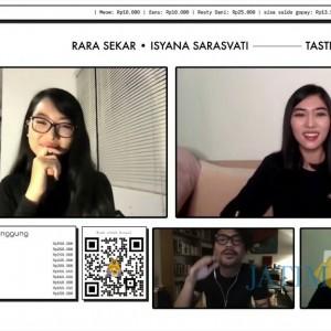 Trio Audiovisual Malang Monohero Dapat Apresiasi dari Isyana dan Rara Sekar