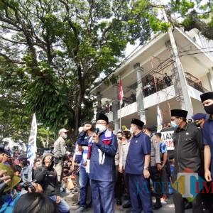 Temui Aremania, Wali Kota Malang Janjikan Pekan Depan Ada Verifikasi Yayasan Arema