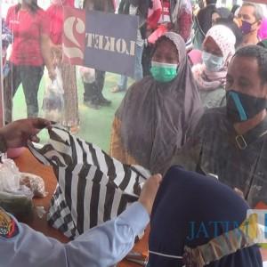 Lapas Jombang Diperketat usai Penyelundupan Narkoba Dibungkus Kerupuk Pasir