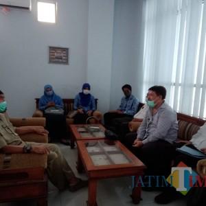 Pelayanan Semakin Prima, BPKP Survei Reformasi Birokrasi di Kantor Dispendukcapil Blitar