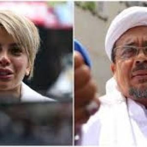 Nikita Mirzani Bongkar Latar Belakang Habib Rizieq, Benarkah Penjual Minyak Wangi-Peci?