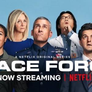 Sempat Berhasil Puncaki Netflix, Space Force Kini Lanjut ke Musim Kedua