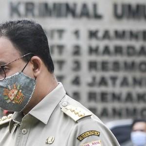 """Pilpres 2024  Masih Lama, FPI Sudah Gaungkan Hastag """"Anies4PresidenRI2024"""""""