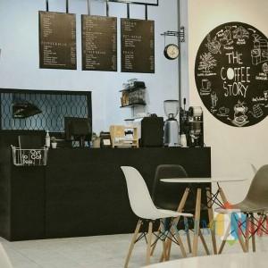 Cyrio Coffe Shop Lumajang Tawarkan Kopi Smooth dan Strong