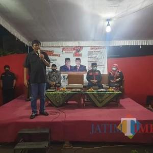 Turun Gunung ke Kota Blitar, Djarot Konsolidasi Menangkan Satrio Keren