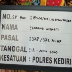Seorang Guru di Kabupaten Kediri Diamankan Polisi, Dilaporkan Penipuan Rekrutmen PNS