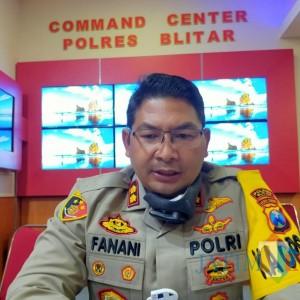 Amankan Pilkada, Polres Blitar Terjunkan 485 Personel