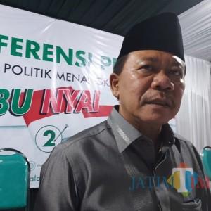 Tim Paslon LaDub Incar Ruang Kosong Swing Voters di Kabupaten Malang