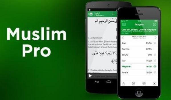 Muslim Pro (Foto: (IQNA) (en)