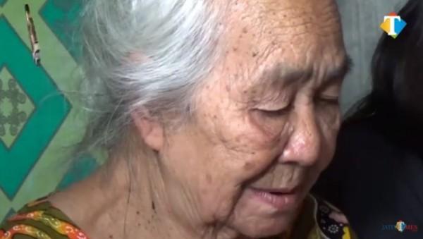 Perjuangan Nenek 94 Tahun Sebatang Kara, Jualan Botok Demi Membeli Kain Kafan
