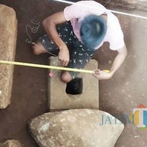 Ekskavasi Situs Pendem Kota Batu Rampung, BPCB Jatim Temukan Koin dan Peripih