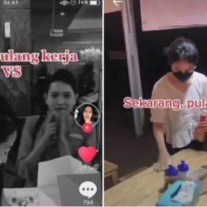 Viral Pramugari Cantik Tak Diperpanjang Kontrak karena Covid-19, Kini Jualan Tahu Krispi