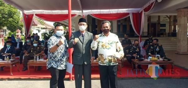 Diskominfo Kabupaten Ngawi Beri Apresiasi Website Desa