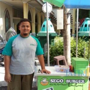 Sego Burger Asli Lumajang Buka Cabang di Berbagai Kota