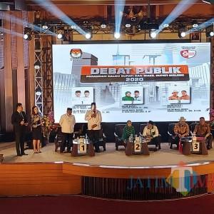 Pelaksanaan Debat Kedua, Paslon SanDi Siap Paparkan Program Unggulan Sektor Pembangunan