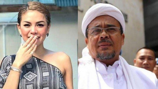 Nikita Mirzani Tulis Caption Bernada Nyinyir, Unggah Surat FPI Soal Kondisi Rizieq Shihab