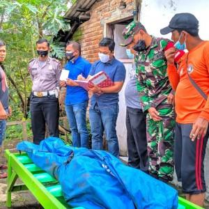 Hendak Tolong Istri yang Terpeleset di Tebing Sungai Seco, Kakek Ini Meninggal Dunia