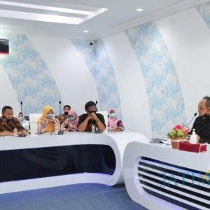 """Berhasil Pertahankan Nilai SAKIP, Pemkab Karanganyar """"Geruduk"""" Trenggalek"""