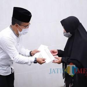 Bantu Guru Ngaji di Tengah Pandemi Covid-19, 1.648 Orang Terima Bantuan Rp 250 Ribu