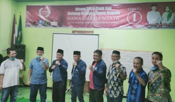 Dewan Pimpinan Daerah Partai Amanat Nasional Ponorgo, serukan pemenangan di Pilkada Ponorogo