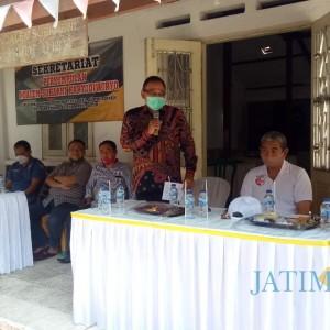 Pjs Bupati Pantau Pelaksanaan Simulasi Pencoblosan Pilbup Blitar 2020