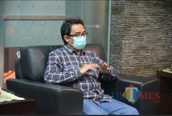 Plt Bupati Jember Abdul Muqit Arief