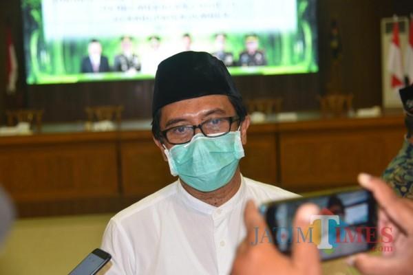 Plt. Bupati Jember Drs. KH. A. Muqit Arief (foto : dok / Jatim TIMES)