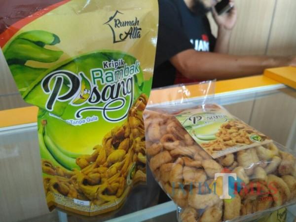 Rambak Pisang Lumajang Berhasil Menembus Pasar Malaysia