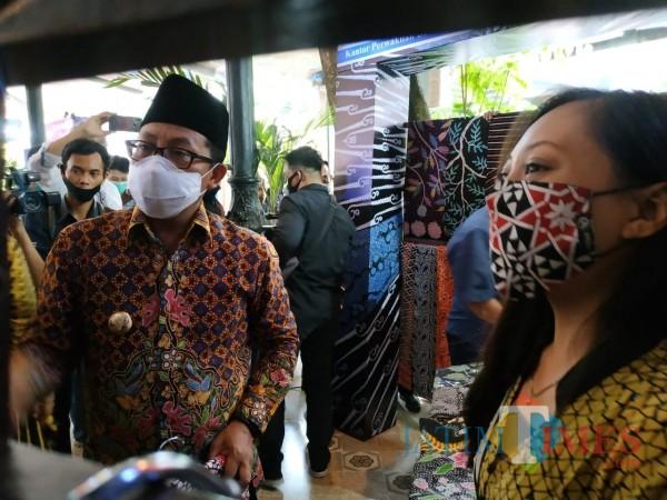 Wali Kota Sutiaji Sebut UKM dan IKM Punya Peran Besar Tingkatkan Perekonomian