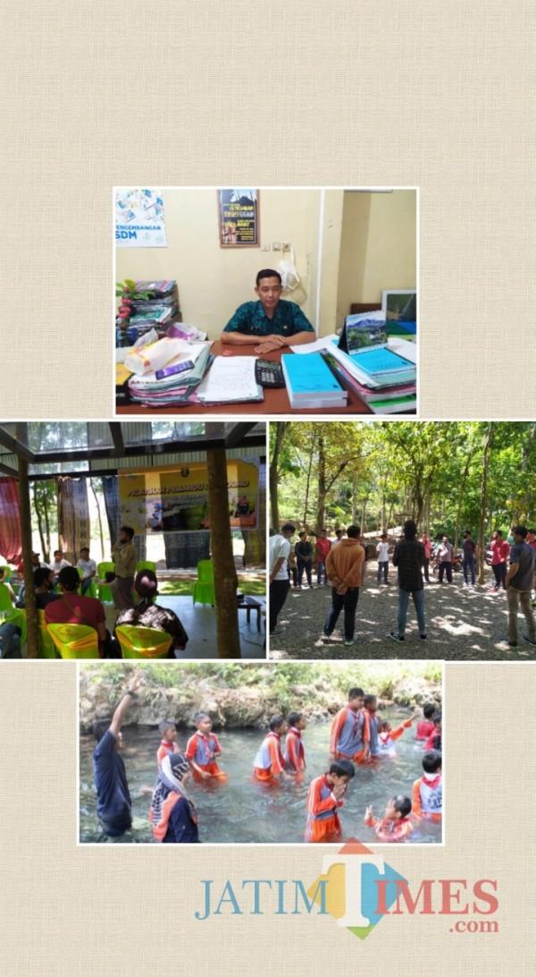 Disparpora Kabupaten Ngawi Latih Kompetensi Pemandu Wisata
