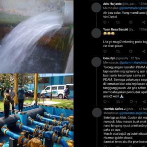 PDAM Kota Malang Pusing