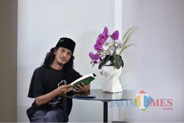 Penggerak Gusdurian Kanjuruhan Malang Erik Priyanto (Foto : Erik Priyanto for MalangTIMES)