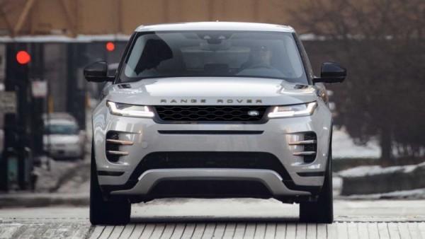 Range Rover Evoque (Foto: Motor1.com)